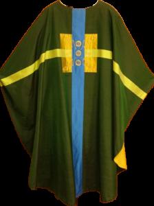 Geistlicher Messgewand