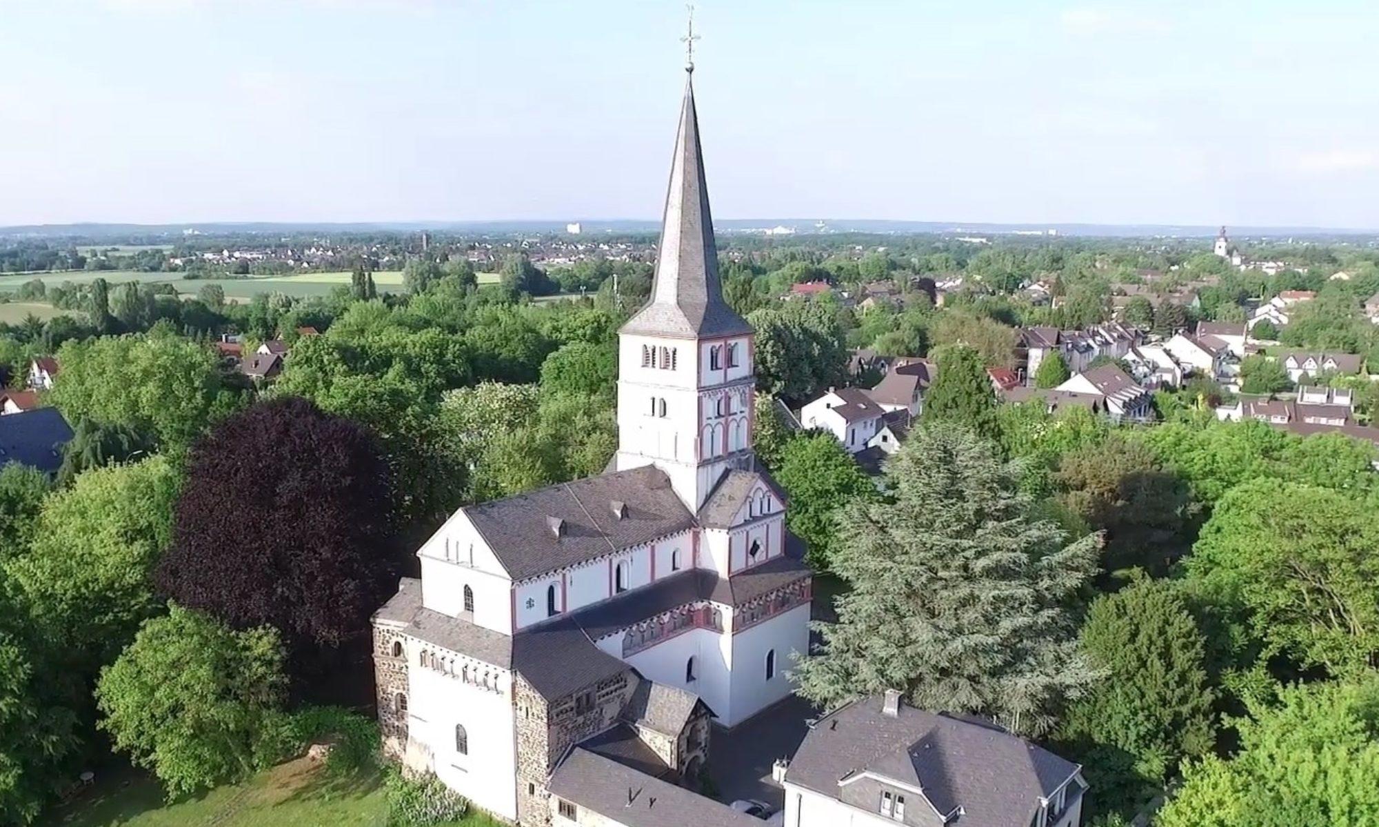 Messdiener Schwarzrheindorf